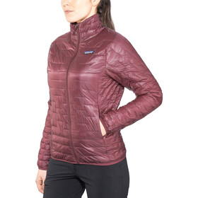 Patagonia Micro Puff Jacket Women arrow red